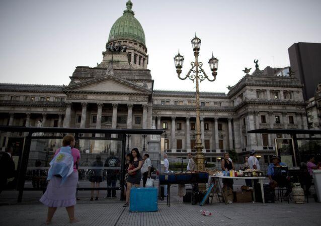 Senado de Argentina, Buenos Aires