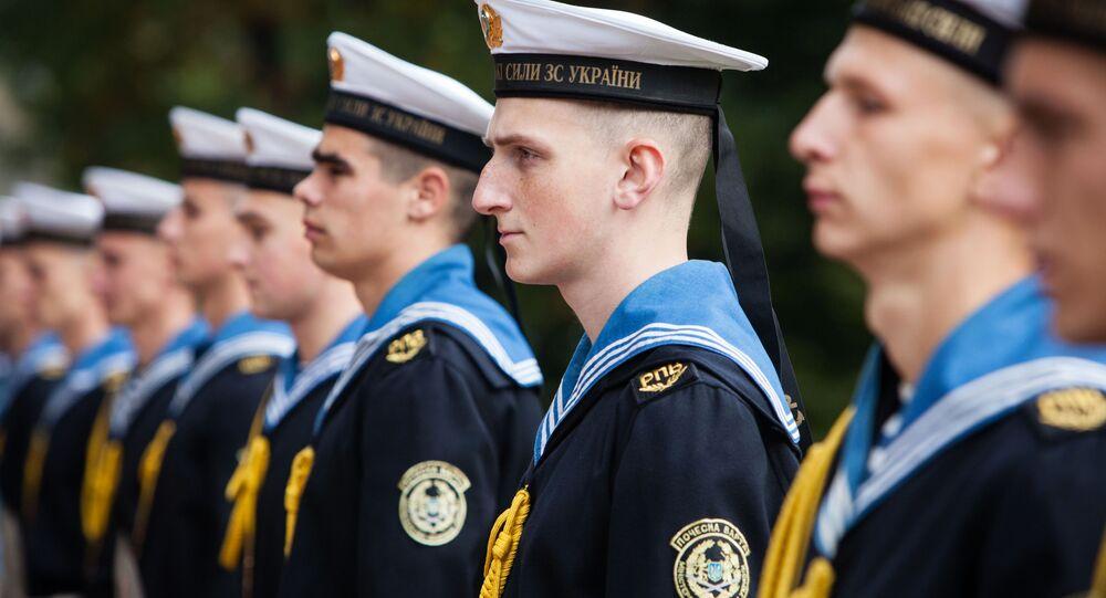 Efetivos da Marinha da Ucrânia