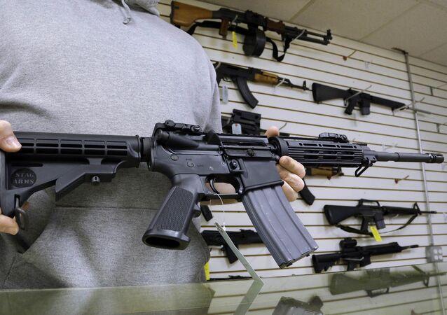 Rifle AR-15 dos EUA