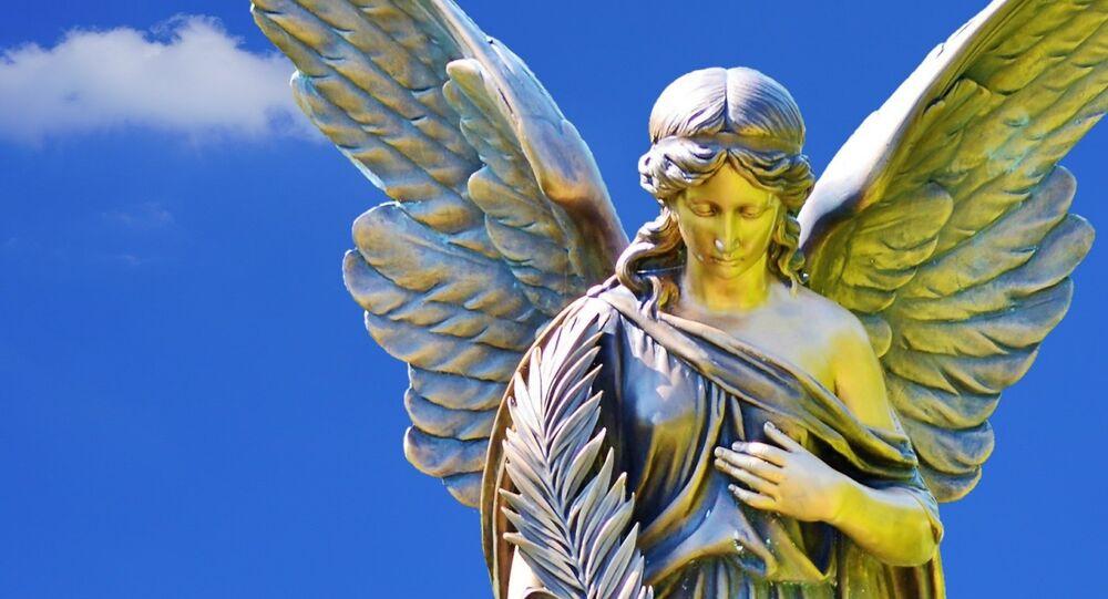 Anjo (imagem referencial)