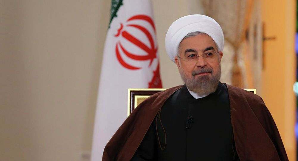 Hassan Rohani, presidente do Irã