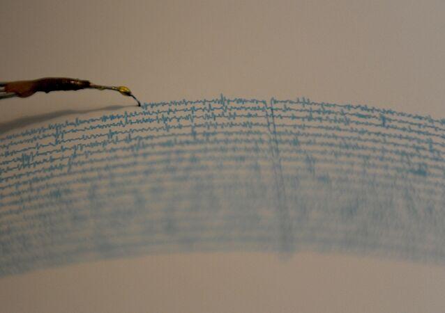 Tremor seria consequência de abalo de magnitude 7,8 ocorrido em 22 de julho deste ano