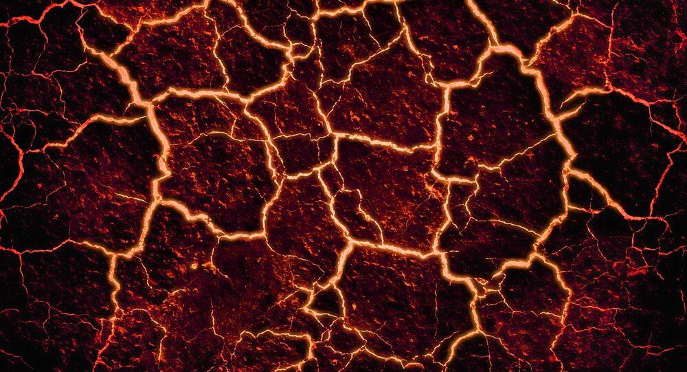 Terremoto (imagem referencial)