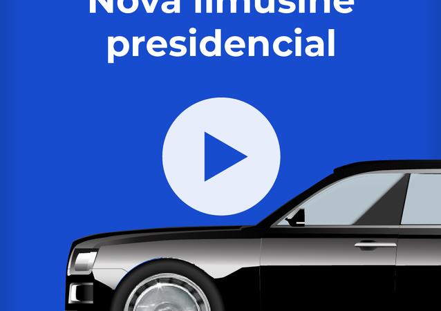 Nova limusine presidencial