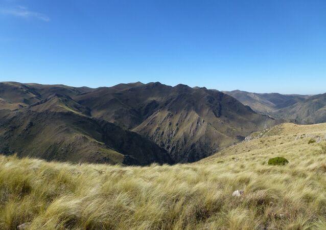 Monte Uritorco, Córdova, Argentina