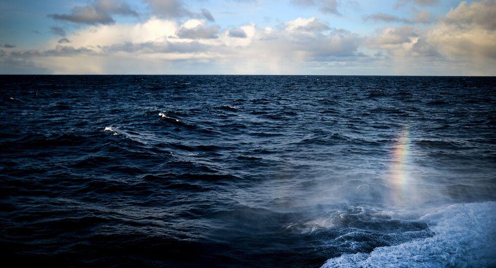 Mar do Norte (imagem referencial)
