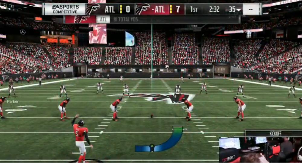 Jogo de futebol americano Madden era transmitido online no momento do tiroteio em Jacksonville