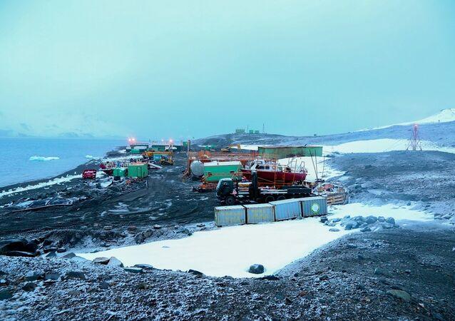 Reconstrução da Estação Antártica Comandante Ferraz