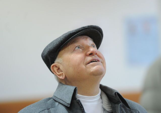 Ex-prefeito de Moscou, Yury Luzhkov