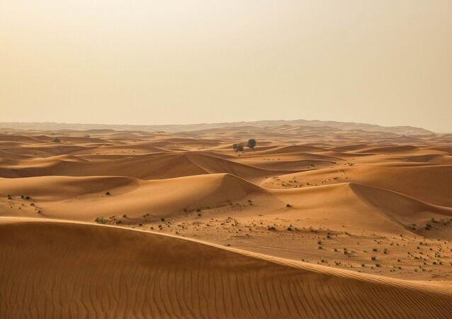 Deserto (imagem referencial)