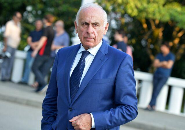 Primeiro-Ministro da Abkházia, Gennady Gagulia