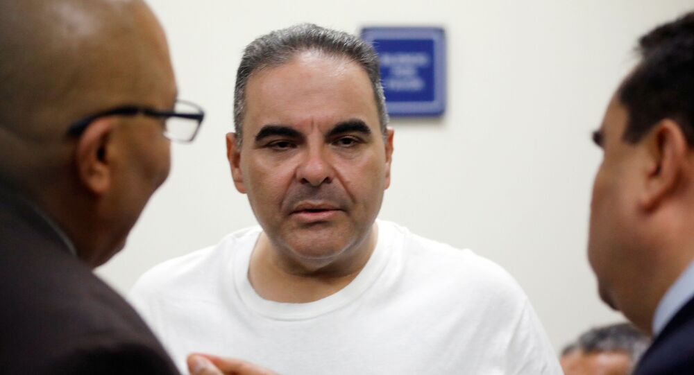 Elías Antonio Saca, expresidente de El Salvador