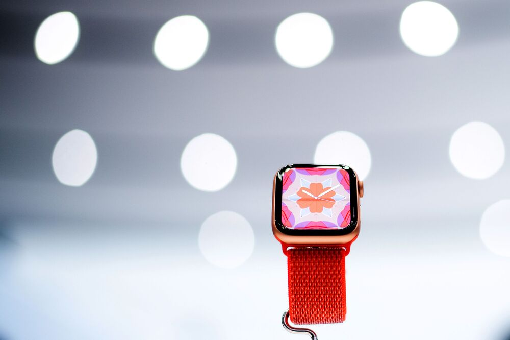 Telas do novo modelo do Apple Watch serão de 32 a 35% maiores do que as anteriores