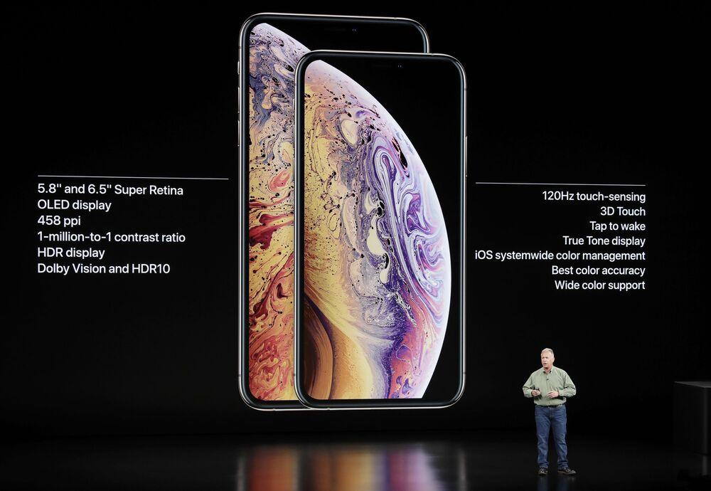 Touch dos novos iPhones será mais sensível, com 120 hertz de potência e com som estéreo mais forte