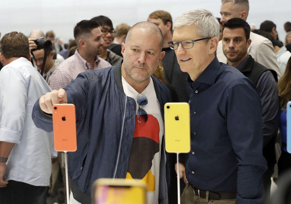 Demonstração dos novos Apple iPhone Xr, 12 de setembro