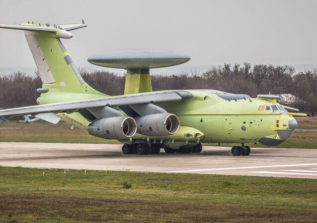 Beriev A-100 aeronave russa de alerta e controle aéreo