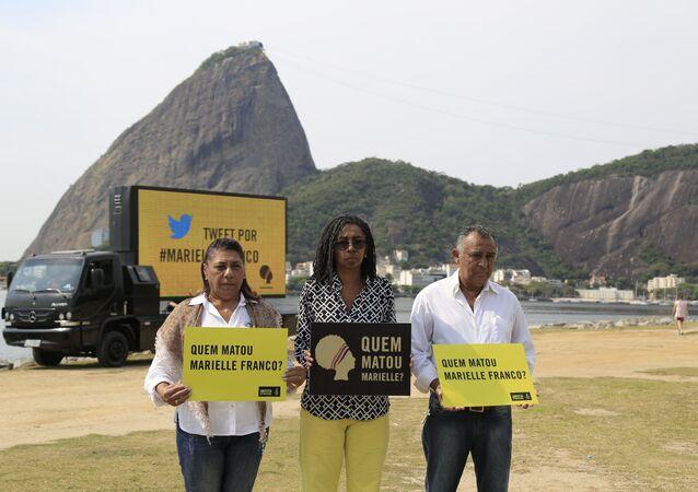 Anistia Internacional vai circular pelo Rio pela lembrança de seis meses desde o assassinato de Marielle Franco. ONG quer resposta pelo crime.