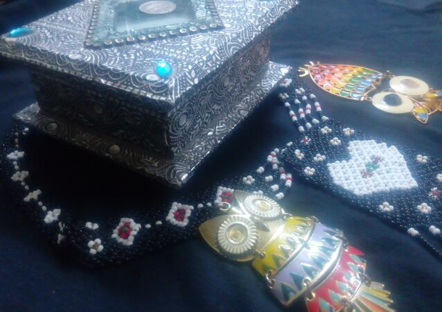 Vários tipos de amuletos para trazer sorte e proteção