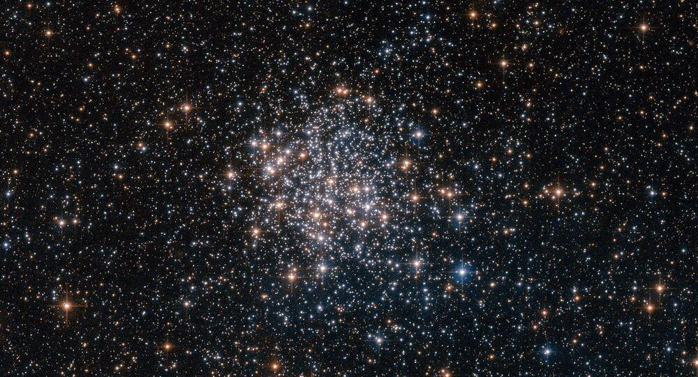 Estrelas da Grande Nuvem de Magalhães (imagem referencial)