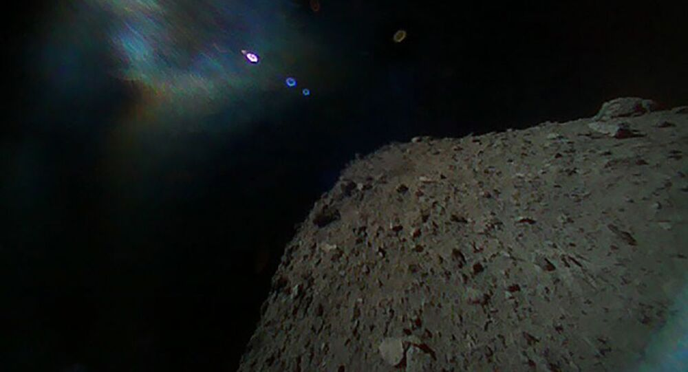 Asteroide (imagen referencial)