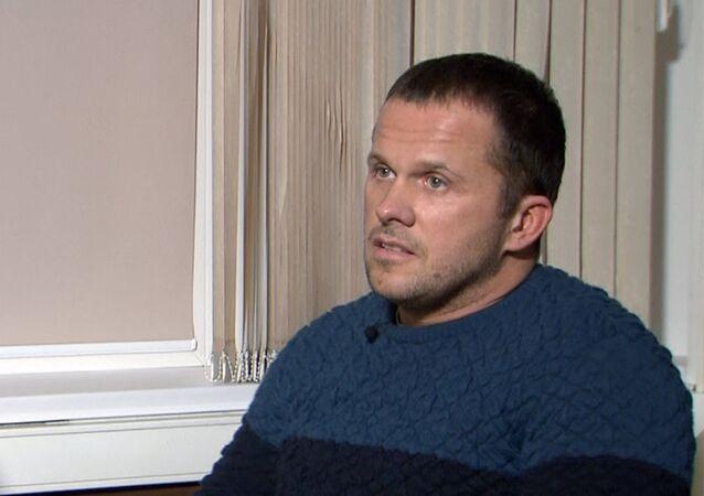 Entrevista de Ruslan Boshirov e Aleksandr Petrov ao canal de TV russo RT