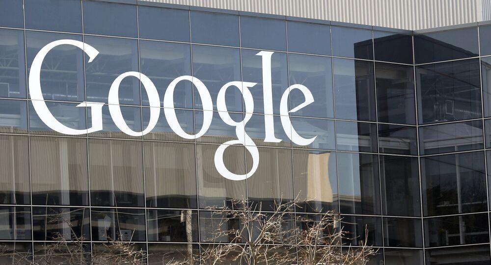 Sede do Google em Mountain View, Califórnia, EUA (arquivo)