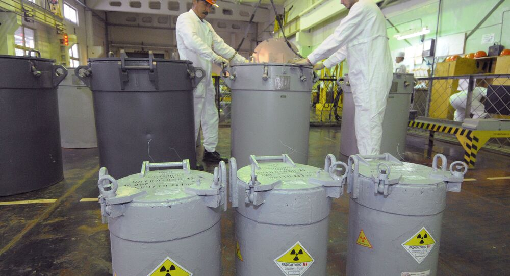 Combustível nuclear