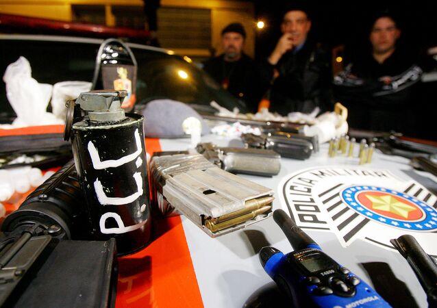 Primeiro Comando da Capital (PCC) é a maior facção criminosa do Brasil e faz do tráfico de drogas a sua principal moeda