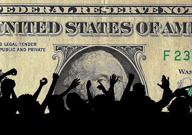 Dólar norte-americano (imagem de arquivo)