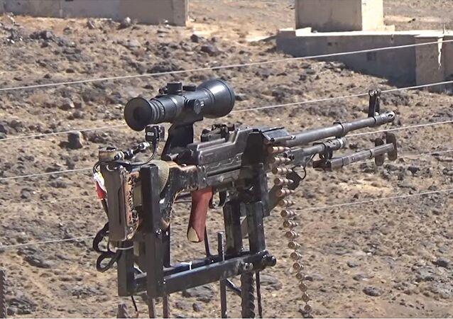 Sistema de vigilância automático sírio