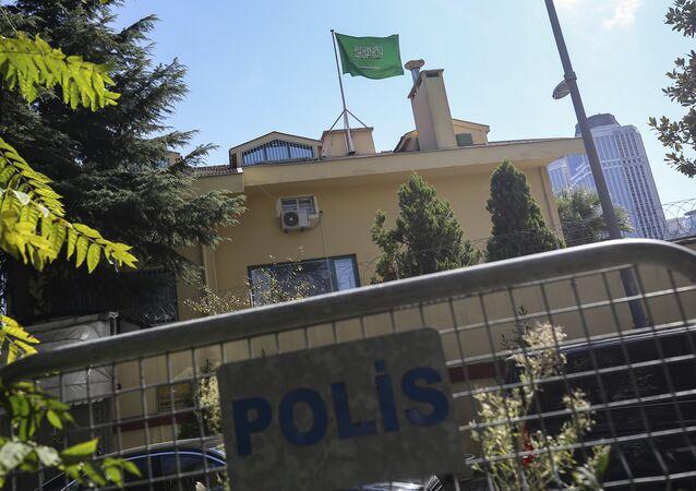 Polícia turca cerca os acesso ao consulado da Arábia Saudita em Istambul