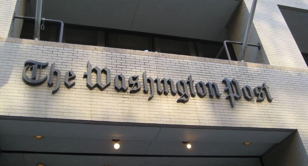 Washington Post headquarters