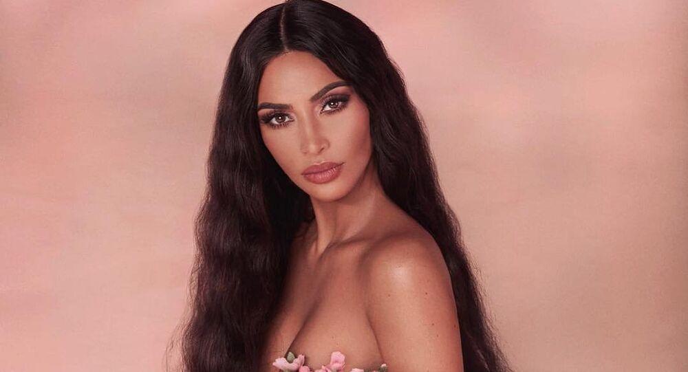 Kim Kardashian, celebridade estadunidense