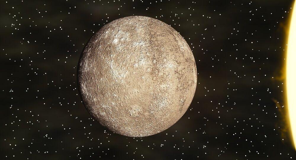 Mercúrio (imagem ilustrativa)
