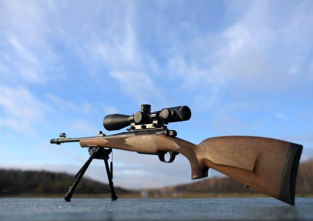 Novo fuzil de precisão russo K15, produzido pela empresa ORSIS