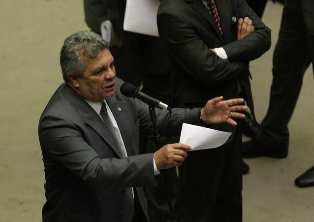 O deputado federal Alberto Fraga.