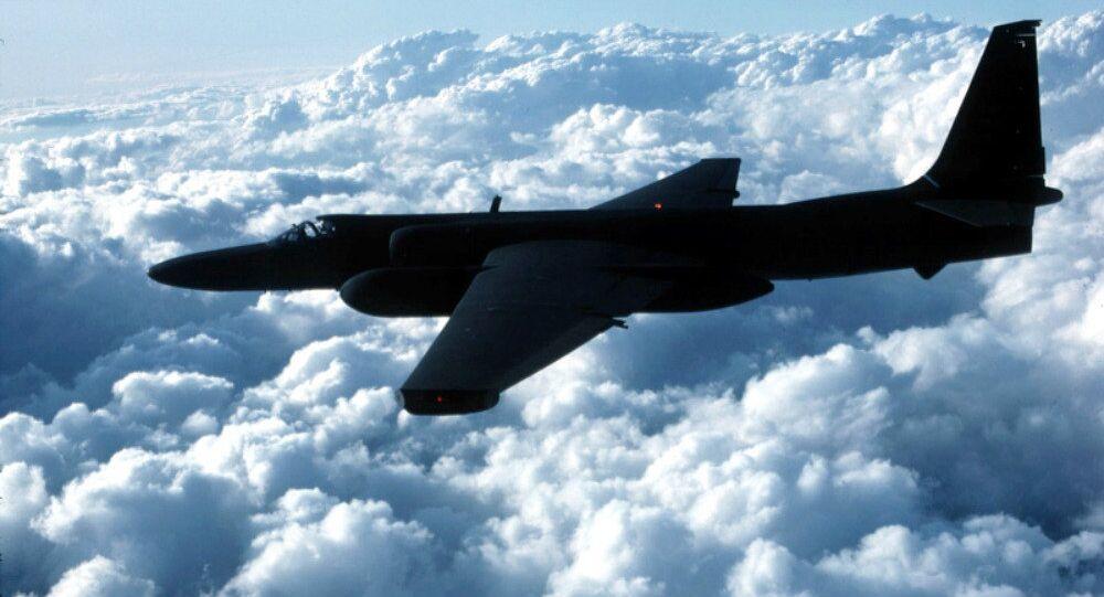 Esta foto sem data da Força Aérea dos EUA mostra um avião espião U-2 que deve ser usado pelos EUA na guerra contra o terrorismo.