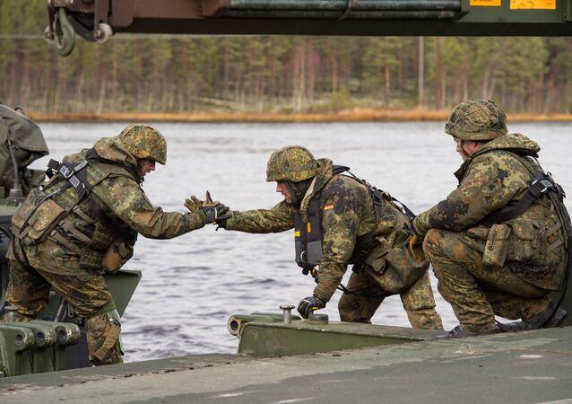 Manobras militares Trident Juncture 2018, na Noruega