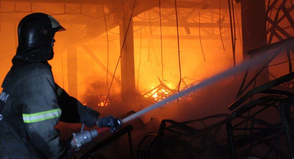 House fire kills five in Russia's Urals
