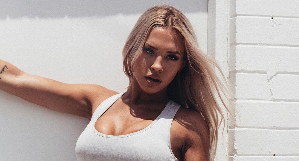 Modelo Tammy Hembrow