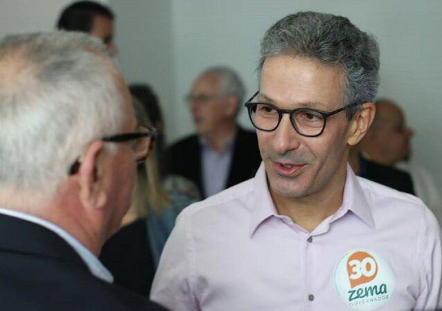 Romeu Zema, governador eleito de Minas Gerais pelo partido Novo.