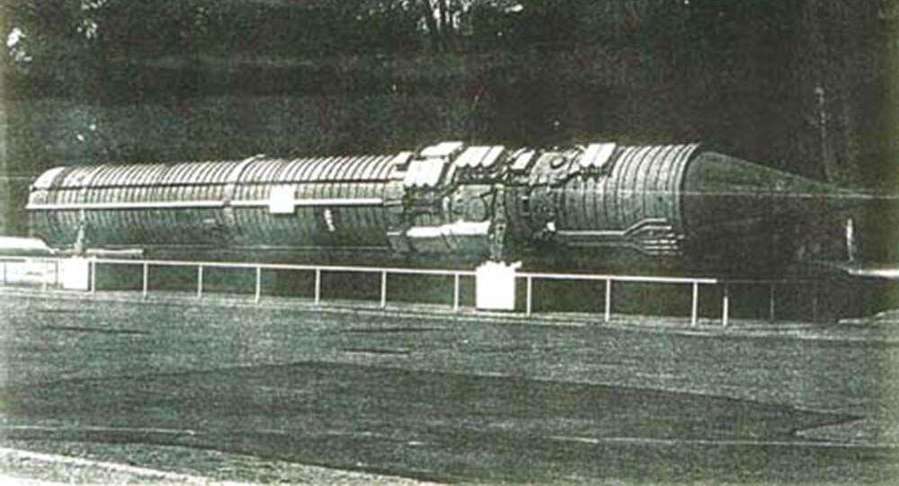 Sistema automatizado de controle de golpe nuclear Perimetr, conhecido no Ocidente como Mão Morta