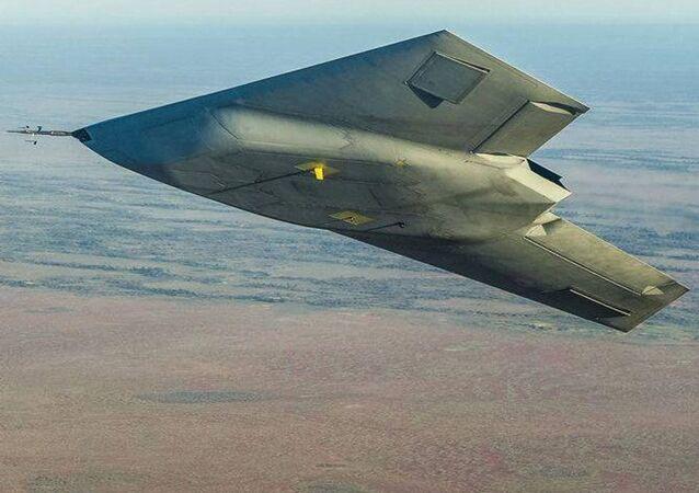 Drone Taranis (imagem de arquivo)