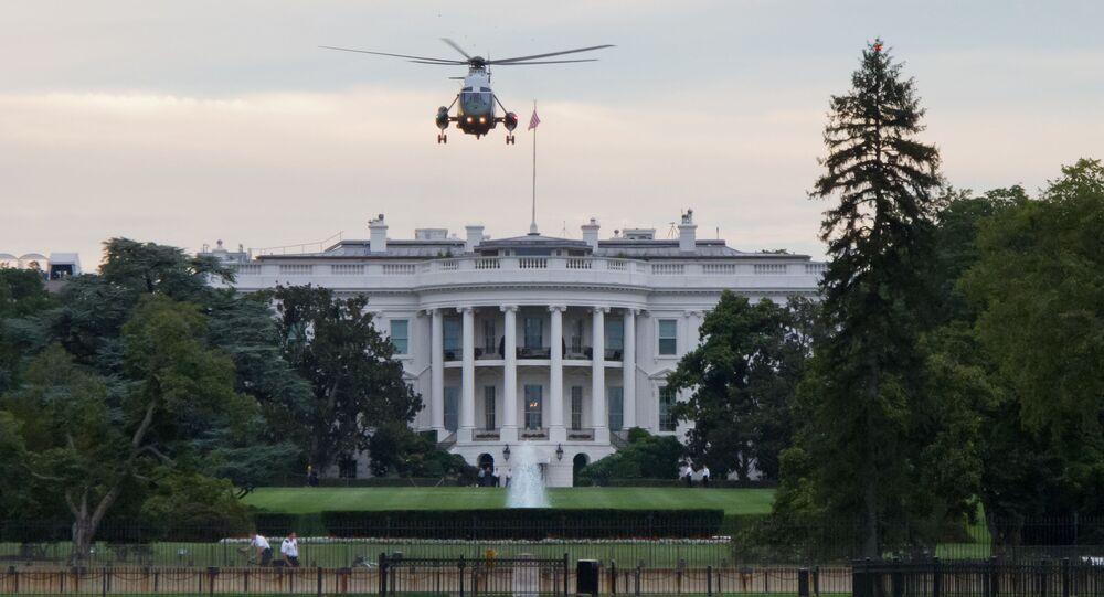 Casa Branca dos EUA (Imagem referencial)
