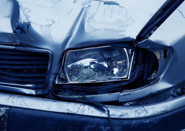 Acidente de carro (imagem de arquivo)