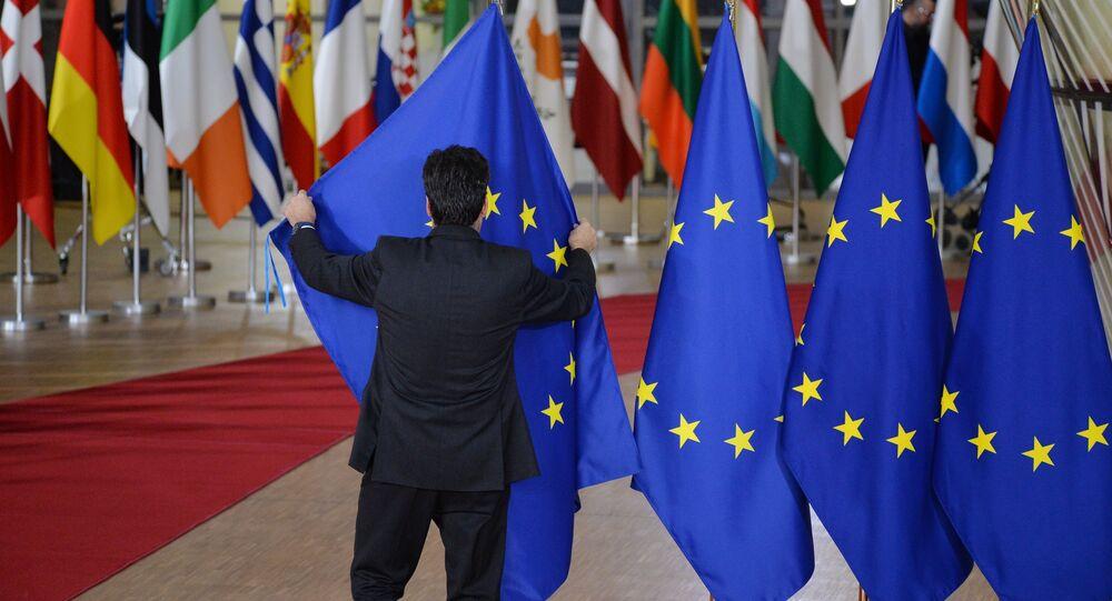 Cúpula da União Europeia.
