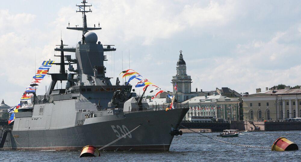 Corveta da Marinha russa da classe Stereguschy