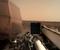 Vista da superfície de Marte gravada pela sonda InSight da NASA