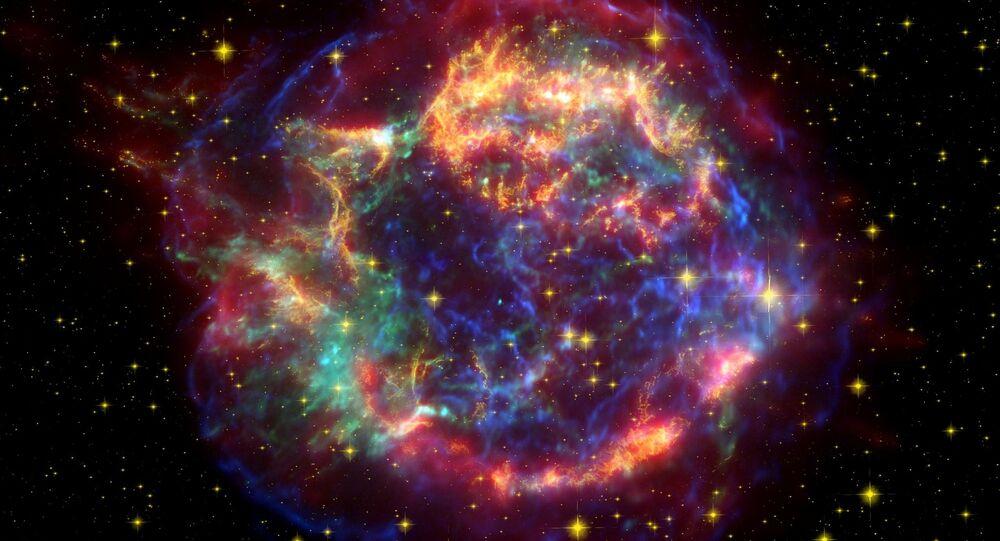 Supernova Cas A, na constelação de Cassiopeia, ajudou os astrônomos a revelar qual destino espera a Terra e outros planetas do Sistema Solar após a morte do Sol