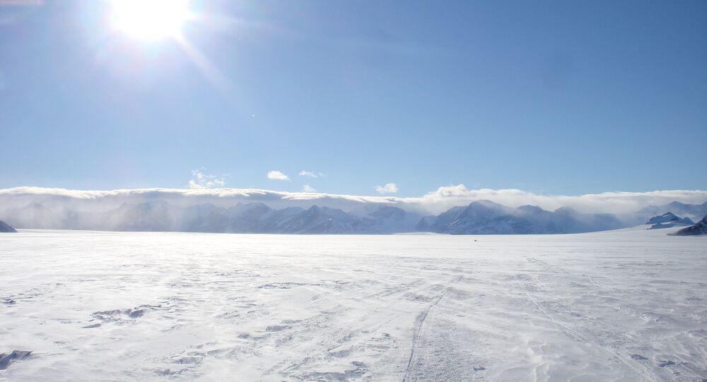 Antártica (imagem de arquivo)